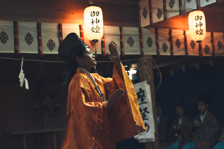 Festivals which Originated Ishizuchi Syugen
